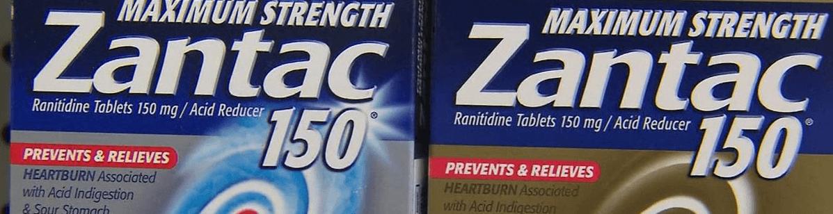 Zantac Contamination Lawyers