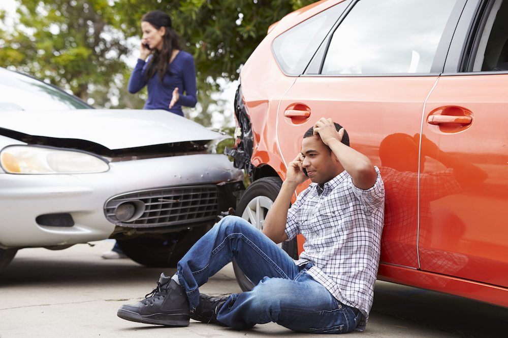 car accident injuries in NJ